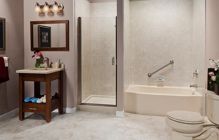 Bath planet bathroom remodeling one day bathroom remodeling for Bath remodel one day