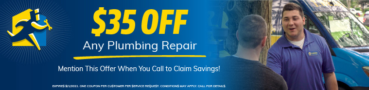coupon for plumbing repairs in east fishkill ny