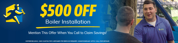 new boiler installation hudson valley coupon