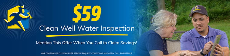 well water inspection coupon